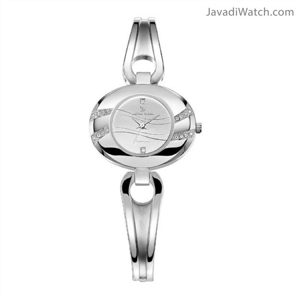 ساعت لوندویل زنانه بند فلزی استیل سیلور مدل 20033